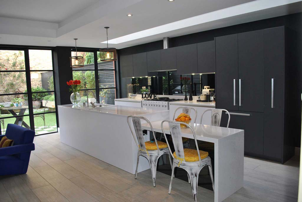 Bespoke Shaker Kitchen Designer In Clapham London