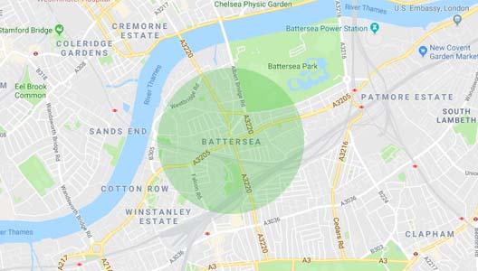 Kitchen Design Battersea